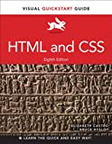 img - for HTML and CSS: Visual QuickStart Guide (8th Edition) book / textbook / text book