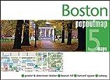 Popout Maps Boston PopOut Map (Popout Maps)