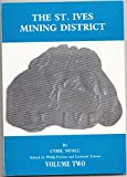 img - for The St. Ives Mining District: v. 2 book / textbook / text book