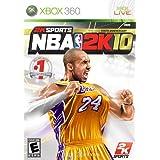 NBA 2K10 - Xbox 360