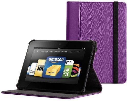 Shop rooCASE Slim Shell Origami Folio Case Smart Cover for Amazon ...   397x500