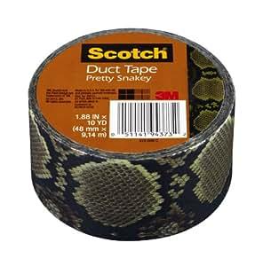 Amazon Com Scotch 910 Snk C Snake Skin Multi Purpose Duct