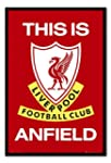 Liverpool FC Poster This Is Anfield B...