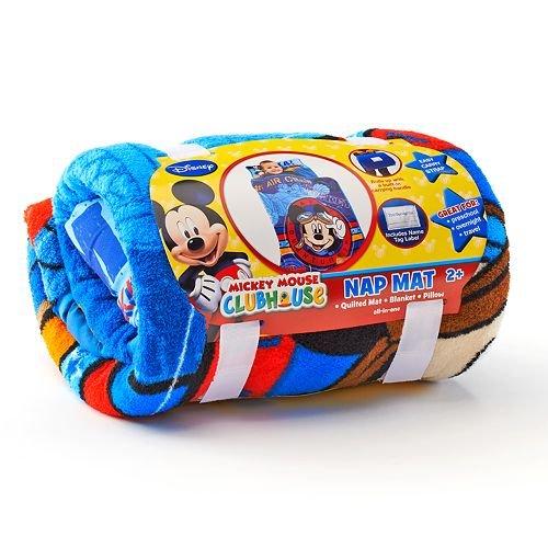Mickey Mouse Clubhouse Disney Nap Mat Home Garden Linens