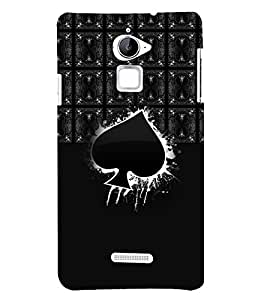 PRINTVISA Abstract Heart Love Case Cover for COOLPAD NOTE 3 LITE