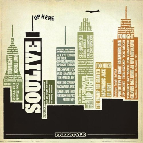 Soulive-Up Here-CD-FLAC-2009-PERFECT Download