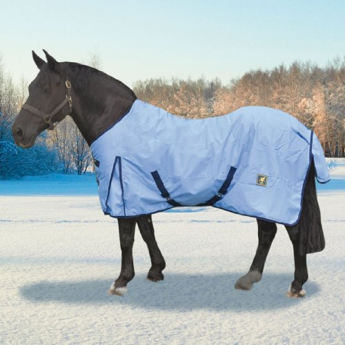 Derby House Limited Edition Mediumweight Standard Turnout (Cornflower/Eclipse, 5ft9)