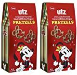 Disney Mickey Mouse Chocolate Covered Pretzels