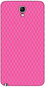 Timpax protective Armor Hard Bumper Back Case Cover. Multicolor printed on 3 Dimensional case with latest & finest graphic design art. Compatible with Samsung Galaxy Note 3 Neo / N750 Design No : TDZ-22953