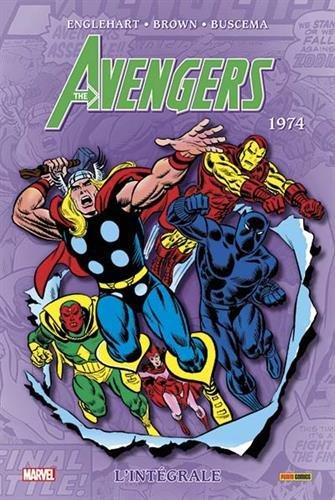 Gratuit livre fr telecharger avengers integrale t11 1974 pdf - Telecharger avengers ...