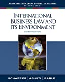 51tzRXluPwL. SL160  International Business Law and Its Environment