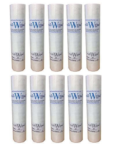 Reverse-Osmosis-10-PP-Sediment-Water-Filter-Cartridges-10-pack-of-5-Micron-water-filters-Reverse-Osmosis-Water-Fed-Pole-Hard-Well-water-treatment