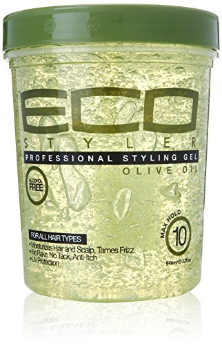 Eco Styler, Gel per capelli all'olio d'oliva, 950 ml