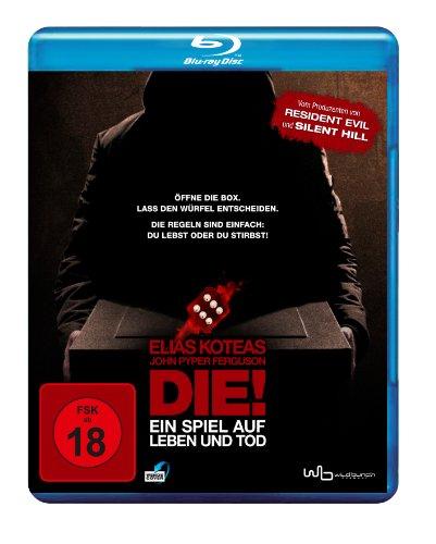 Die! - Ein Spiel auf Leben und Tod [Blu-ray]