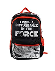 Star Wars Black And Red Children's Backpack (MBE-WDP0445)