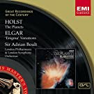 Elgar - Variations Enigma / Holst - Les Plan�tes