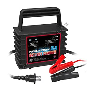 Amazon Com Titan Fully Automatic Waterproof 12v Charger