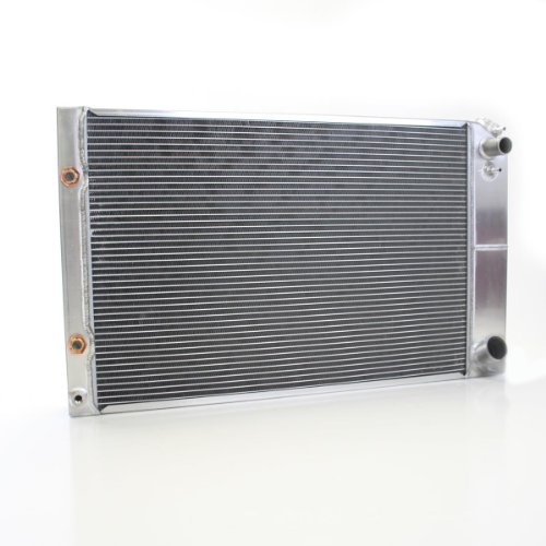 General Motors C And K Series Radiator W/ Ls Outlets And Transcooler