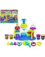 Play-Doh - A0318E240 - Pâte à Modeler  - Cupcakes et Glaçages Gourmands