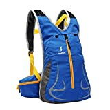 Sundick Outdoor Backpack Cycling Backpack Multi-use Camping Backpack Sport Backpack(Blue)