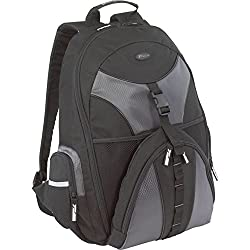 Targus TSB007AP-11 15.4-inch Sport Backpack (Black/Grey)