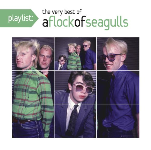 A Flock of Seagulls - The Best of A Flock of Seagulls (Jive 1034-2-J) - Zortam Music