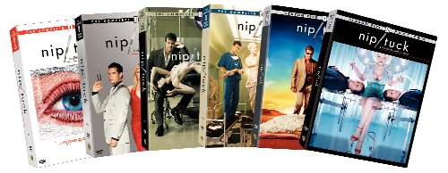 Nip/Tuck: Complete Seasons 1-5.2 [DVD] [Region