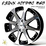 バドックス 4本セット LOXARNY VX OCTDEC ES8 15 x 5.0J 45 4H 100
