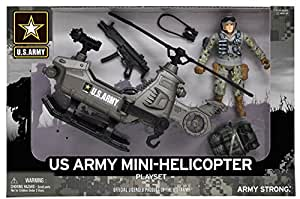 United States Army United States Army Helicopter Playset