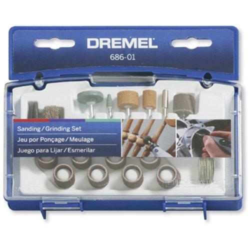 Dremel DRE686 Sanding/Grinding Kit