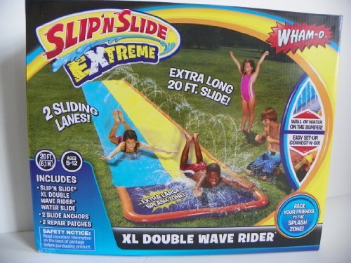 Best Price Wham-o Slip'n Slide Extreme Xl Double Wave Rider