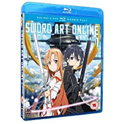 Sword Art Online-Part 1 [Blu-ray]
