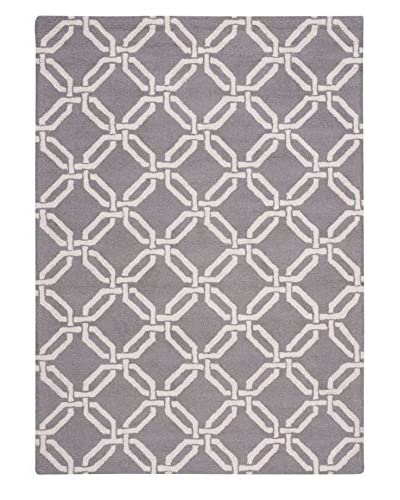 Nourison Linear Geometric Rug