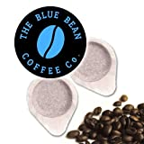 The Blue Bean Coffee's Costa Rican 44mm ESE Coffee Pods-x100