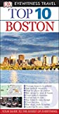 Top 10 Boston (Eyewitness Top 10 Travel Guide)