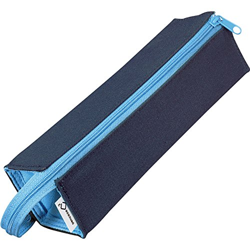 Kokuyo C2 Tray Type Pencil Case - Navy Light Blue (Types Of Pencils compare prices)