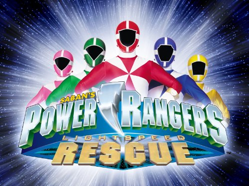 Amazon.com: Power Rangers Lightspeed Rescue Season 1: Sean Cw Johnson