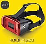 Sytros-VR-Headset-with-Magnetic-Button-Trigger-for-Smartphones