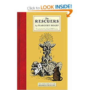The Rescuers Margery Sharp and Garth Williams