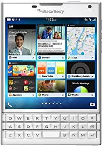 BlackBerry Passport 32GB 4.5-inch SIM-Free Smartphone - White