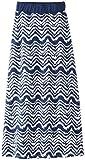 My Michelle Big Girls' Horizontal Pattern Maxi Skirt
