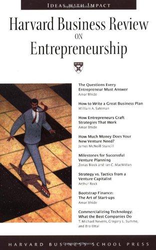 business plan harvard business review