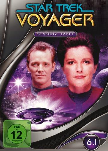 Star Trek - Voyager: Season 6, Part 1 [3 DVDs]
