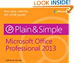 Microsoft Office 2013 Plain and Simpl...