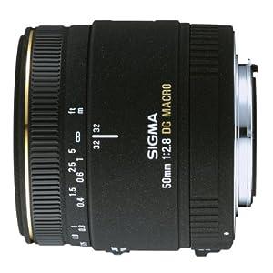 Sigma 50mm f/2.8 EX DG Macro Lens for Pentax and Samsung SLR Cameras