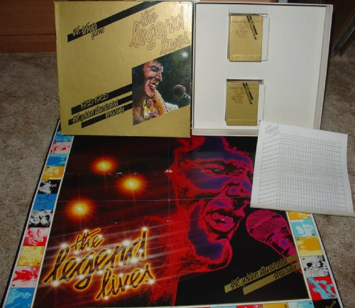 The Legend Lives 1935-1985 the Golden Illustrated Treasury