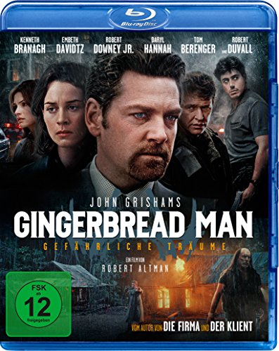 Gingerbread Man - Gefährliche Träume [Blu-ray]