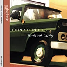Travels with Charley Audiobook by John Steinbeck Narrated by Peter Marinker