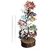 Barishh Healing Gemstoen 7 Chakra Astrological Tree Very Fancy Look