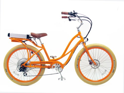 Pedego Tommy Bahama Step Through Cruiser